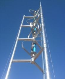 DS-3000垂直軸風力發電機