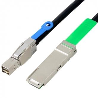 Mini SAS HD 4x/QSFP+